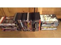 Job Lot of 39 Various DVDs