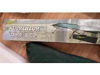 Outbound aluminium camp bed