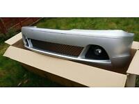 BMW e46 complete front bumper
