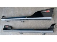 Honda Civic EP3 Type R 2001-2006 Pair of Side Skirts Trims