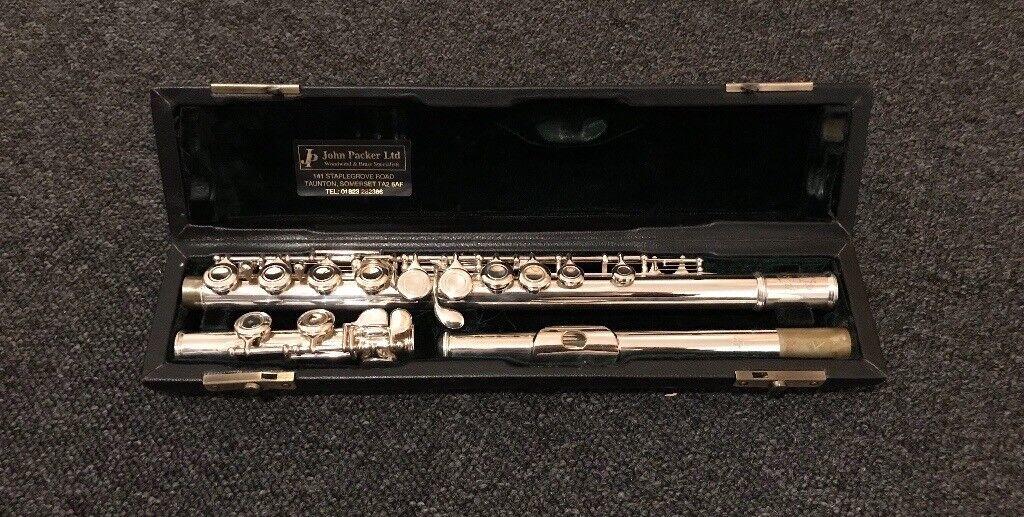 John Packer JP111 MK3 flute