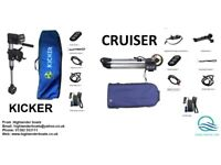 THRUST ME KICKER - NEXT GENERATION IN ELECTRIC ENGINES, IDEAL FOR SUPS AND KAYAKS