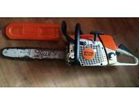 Stihl ms 280c chainsaw
