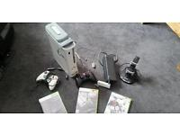 Xbox 360, 60gb hard drive, wireless Internet adapter and more