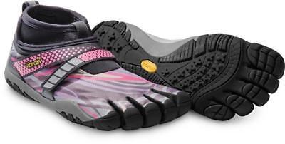 Vibram Five Fingers LONTRA W-6453//Grey//Pink//Black Damen Neu Triathlonladen