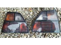 Mk 2 golf rear lights