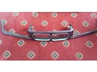 BMW E36 Front Nose In Panel Grill