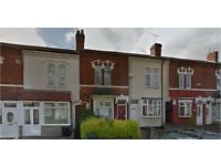 Working or dss tenants 2 bed house with 2 reception rooms new boiler double glazng front&rear garden
