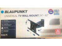 """Blaupunkt universal TV Wall Mount 24-42"""" with fittings"""