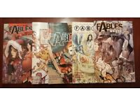 Graphic Novel collection - Fables