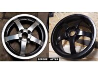 Cheapest Alloy Wheel Repair & Paint Services in NI!