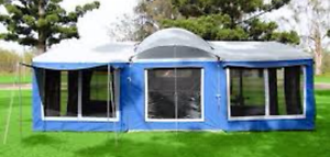 MDC camper trailer with lots of extras Sale Wellington Area Preview