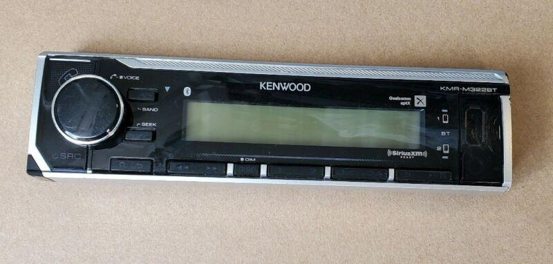 KENWOOD KMR-M322BT FACEPLATE