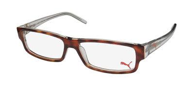 NEW PUMA 15348 PLASTIC ARMS AUTHENTIC OPTICAL HOT EYEGLASS (Eyeglasses Arms)