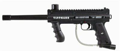 Tippmann 98 Custom Platinum Series .68 Caliber Paintball Mar