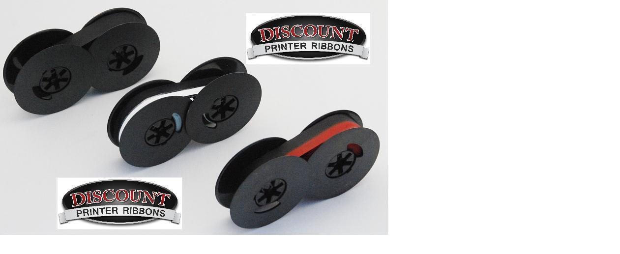 Typewriter Ink Ribbon Value 3 Pack For Brother Charger 750tr + Free Shipping