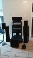 PARADIGM Surround Sound Stereo System