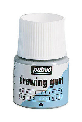 Pebeo Drawing Gum - Masking Fluid for Watercolour 45ml