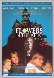 FLOWERS IN THE ATTIC (1987) DVD (Sealed) ~ Kristy Swanson