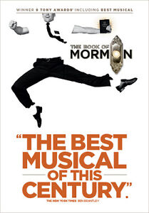 Best Seats Book of Mormon Toronto Friday March 31