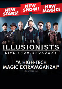The Illusionists - Live from Broadway - Mirvish - Toronto (two)