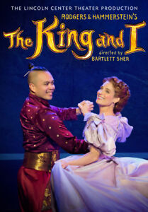 2 Mirvish Theatre Tickets for the King and I
