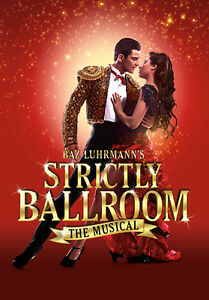 4 Tickets for Strictly Ballroom