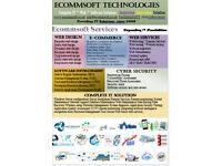 Web dev,Web design,E-commerce,Web portals,Soft dev,Cyber Security,IT Support,SEO,CMS,B2B,B2C
