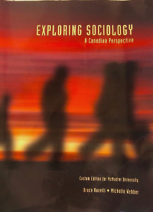 Selling Introduction to Sociology 1z03 by Bruce Ravelli