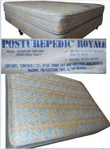 BED Queen Posturepedic  Ensemble - Sealy  Royale Gulfview Heights Salisbury Area Preview