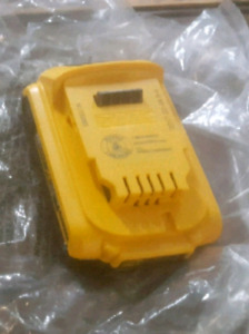 Brand new dewalt 20v 2ah battery and brand new charger