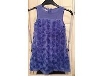 Girls Mayoral party dress Age 6 (fit age 5)