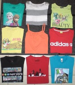 =  Lot of Brand Name Girls Clothes, Size 12 - 14  =
