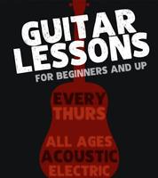 Guitar Tutor - Private Guitar lessons at affordable price