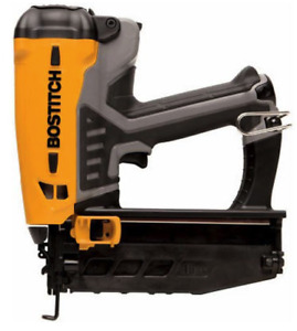 BOSTITCH 16-Guage Cordless Gas Finish Nailer