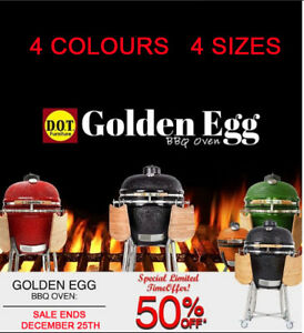 EGG BBQ OVEN FOR SALE 50% OFF REG, FROM DOT SANTA
