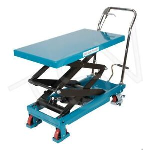 Hydraulic Scissor Lift Table - Table élévatrice hydraulique à ci