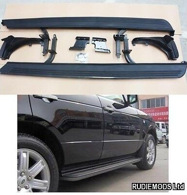 Factory Look SideSteps Range Rover Vogue L322 02-12 inc front mudflaps to fit
