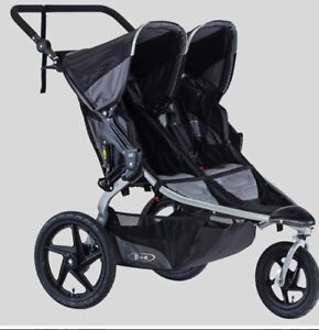 Wanted: BOB DUALLIE  Double Stroller