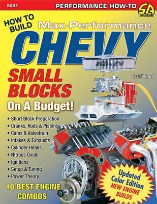How to Build Max-performance Chevy Small Blocks on a Budget : 10 Best Engine