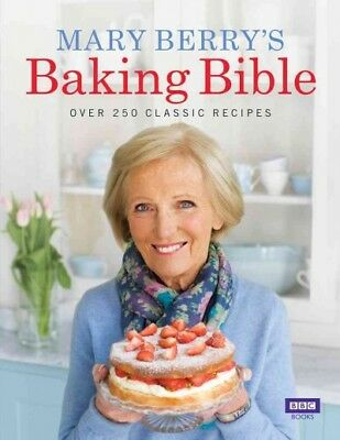 Mary Berry's Baking Bible : Over 250 Classic Recipes, Hardcover by Berry, Mar...