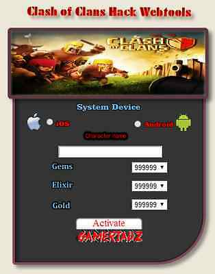 Clash Of Clans Hack Tool Clash Of Clans Hack Android Clash Of Clans