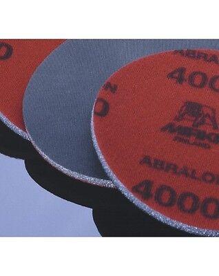 Abralon Sanding Disc - 4000 grit - 150mm round pad - Mirka