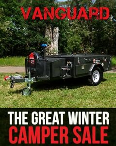 Mars Camper VANGUARD SERIES HF14 HARD FLOOR CAMPER TRAILER Wingfield Port Adelaide Area Preview