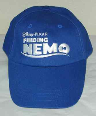 Super  Disney Pixar Finding NEMO Sports Baseball Cap Hat Near Mint