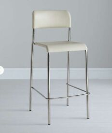 John Lewis Megan Bar Chair, Sand