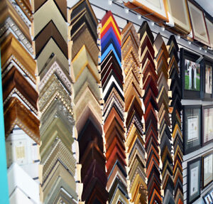 custom framing  and art /photo related services