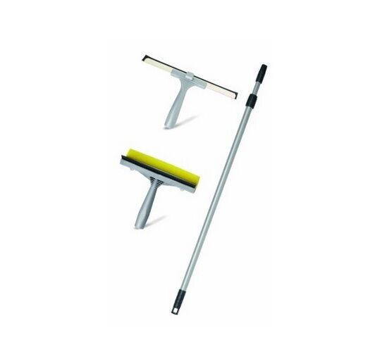 Brand New Addis 3-In-1 Window Squeegee Kit - 544