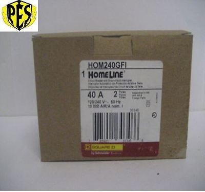 Newsquare D Homeline Part Hom240gfi Brand New Stock Nib