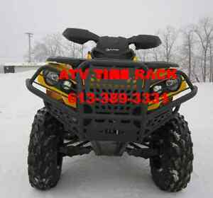 Can-am Outlander Front Bumper Bush Guard HEAVY DUTY Free ship
